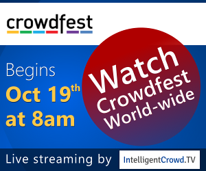 Crowdfest, begins Oct 19th at 8am
