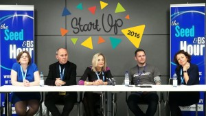 StartUp 2016 at Canary Wharf