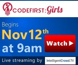 CodeFirstGirls Conference 2016 - 12th November 2016