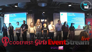 CodeFirstGirls Conference 2016 - 12th November 2016