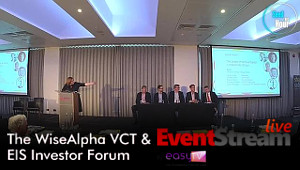The wiseAlpha VCT and EIS <br />Investor Forum 2016