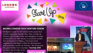 Beijing London Tech Venture Forum