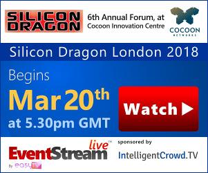 Silicon Dragon London 2018