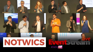 NOTWICS 24:  Save the Date: <br />The Next Installment of London's Leading <nobr>Start-Up Pitch Event</nobr>