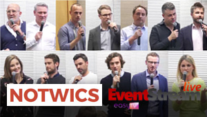 NOTWICS 25:  Save the Date: <br />The Next Installment of London's Leading <nobr>Start-Up Pitch Event</nobr>